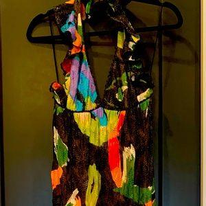 Authentic, knit, vintage, MISSONI maxi dress
